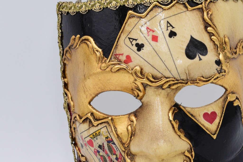 Laguna Maschere Veneziane Categoria Poker